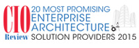 Top 20 Enterprise Architecture Technology Companies - 2015