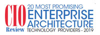 20 Most Promising Enterprise Architecture Technology Providers - 2019
