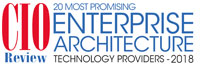 20 Most Promising Enterprise Architecture Technology Providers - 2018